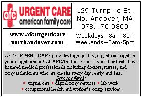 AFC Urgent Care Ad for Website