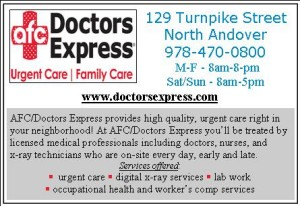 Doctors Express Ad for Website