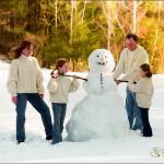 004_Snow Family